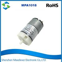 MPA1018 -Membrane Air Pump,  Brush DC Motor