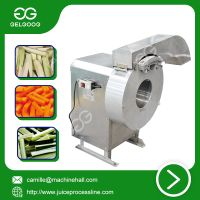 French fries cutting machine High effective vegetable cutter thumbnail image