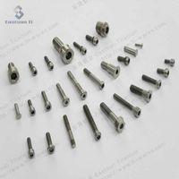 Baoji Eastsun Titanium specialize in titanium fasteners titanium screws for bicycle