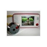2.7 inches fashionable Video Door Phone/Peephole Viewer/Doorbell/Camera