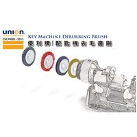UNION Brush-Key Machine Deburring Brush