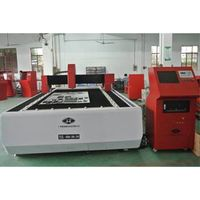 High Quality 500W Fiber Laser CNC Metal Cutting Machine