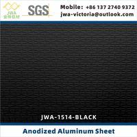 Embossed Finish Anodized Aluminum Sheet, Coil Anodizing Aluminum For Interior Decoration thumbnail image
