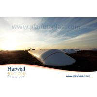 "Polyethylene bags for packing grain and silage ""Harwell""_PLANET PLASTIC UKRAINE thumbnail image"