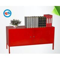 Steel TV stand Knock down Steel home furniture Multiuse home steel cabinet