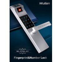 wireless fingerprint & number lock thumbnail image