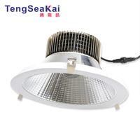 50 Watt 70W 80W 100W 120W 150W LED 9 Inch Recessed Architectural LED Downlight Retrofit Kit