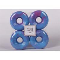pu wheels for skate board 5632H PU skateboard wheels supplier