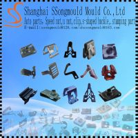 Ssongmould hardware stamping part and  stretching pieces OEM