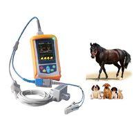 Veterinary Handheld Capnograph Monitor