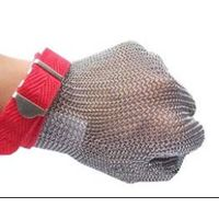 Stainless Steel Mesh Gloves/ Ring Mesh Anti-Cut Gloves/Stainless Steel Gloves