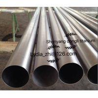 titanium exhaust system tube