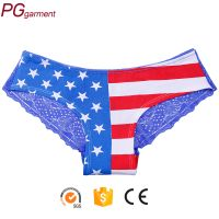 High quality sexy women breathable cotton underwear
