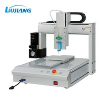 Liujiang 3 axis dispensing machine with 30cc syringe barrel thumbnail image