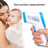 T-168 IR Infrared Thermometer Forehead Surface Digital Non-contact Electronic Thermometer thumbnail image