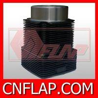 Cylinder liner for bedford, benz, Peugeot, daf, fiat, iveco, deutz, land rover, liebherr, lombardini