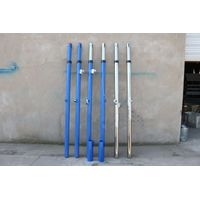 Inground Adjustable Volleyball Post/Systems/Volleyball Pole /Volleyball Column/Volleyball Pillar thumbnail image