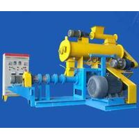 Floating fish feed extruder machine 300-350kg/h FY-DSP70