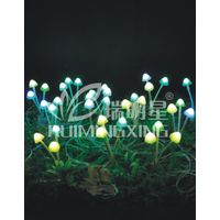 Zhongshan Raystar 220V RGB mushroom for decoration