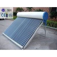 120L High Quality Pressurized Solar Energy Water Heater Ce/Solar Keymark