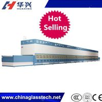Low Energy Consumption Toughened Glass Furnace