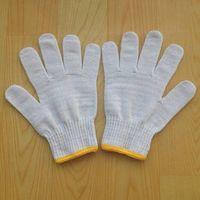low price machine knitted cotton work gloves10 gauge machine knit gloves thumbnail image