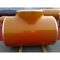 Large Diameter Steel Reducing Tee