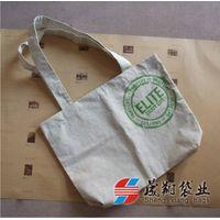 Fine canvas bag