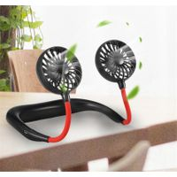 hanging personal portable neck fan consumer products companies outdoor activities mini fan thumbnail image