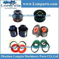 concrete pump piston, piston ram, piston cup