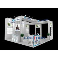 Exhibitions Contractor Trade Show Booth Design Crechan