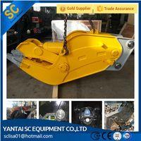 Excavator pulverizer/ concrete crusher/hydraulic steel cutting shear thumbnail image