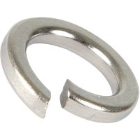 RoHS zinc plated washer spring