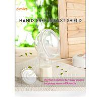 CIMILRE HandsFree Breast Shield Set, Breast Pump, F1, S3, S5, S8