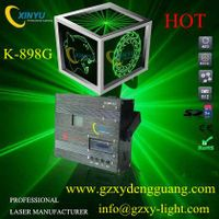 K-898G mini animation laser light with  SD Card