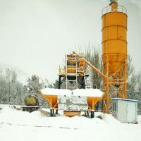 Bestselling Concrete Batching Plant 50m3/H