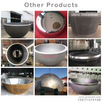 Solar water heater for 1000mm stainless steel hemisphere heads thumbnail image