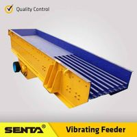 Mineral Automatic Ore Rock Electric Small Vibrating Grizzly Hopper Feeder Machine