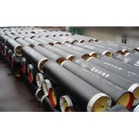 Ductile Iron Pipes with polyurethane lining