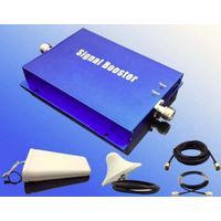 3G W-CDMA 2100MHz + GSM 900Mhz Dual Band Mobile Phone Signal Booster