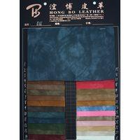 Two Tone Print PU Leather thumbnail image