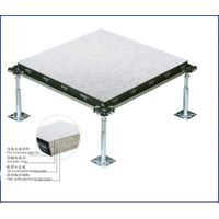 woodcore raised floor with PVC or HPL