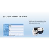 Automatic Torsion-test System
