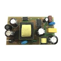 12W lasted series of poen frame power supplies with DK112 IC 12V1A