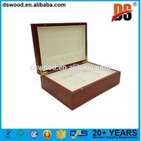 2017 Custom Made watch Boxes Watch Box Wood Watch Box With Pillow