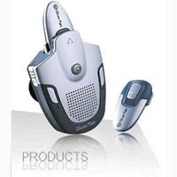 multi-function Bluetooth headset use as headset or car kit handsfree