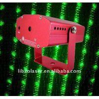 150mW Mini Twinkle Laser Stage Lighting for Disco DJ Club