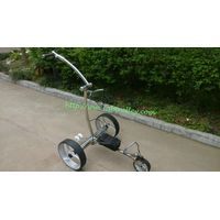 2014 High Grade Stainless steel golf buggy with double brushless motors thumbnail image