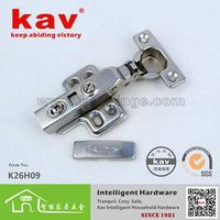 clip-on 26mm cup mini cabinet aluminium door hinge