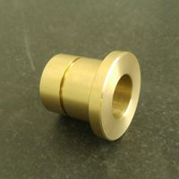 Precision Brass Part Cnc Turning Services thumbnail image